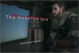 Metal Gear Solid V: The Phantom