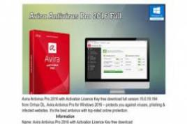 Avira Antivirus Pro v15
